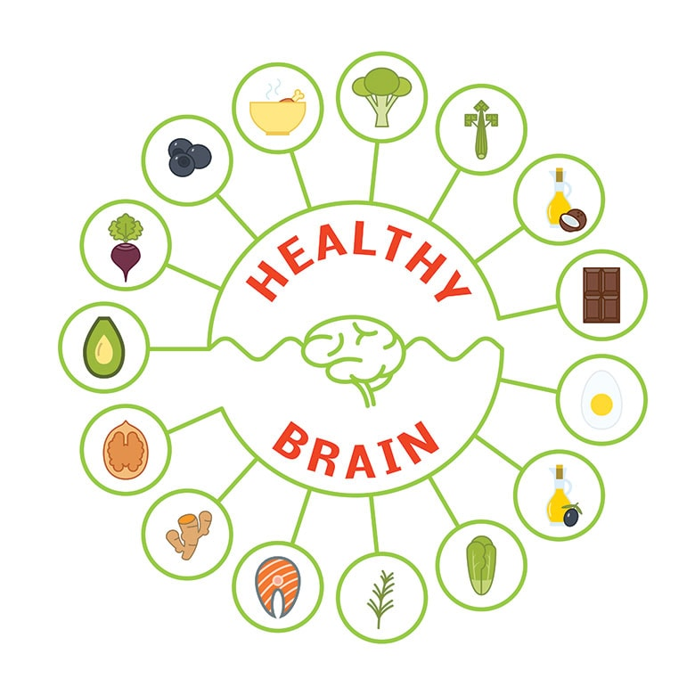 Image result for food brain""